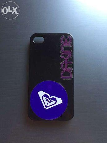 Capa preta para Iphone 4/4s