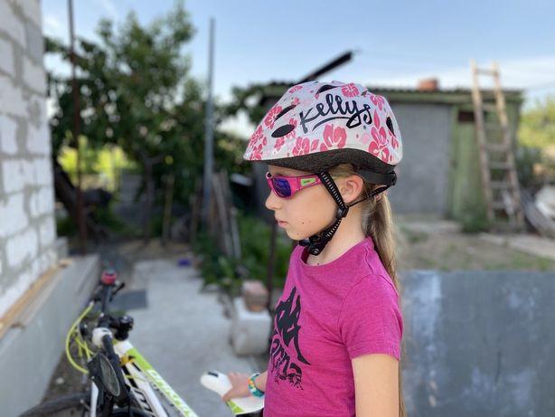 Велошлем детский Kellys. Размер S/M.