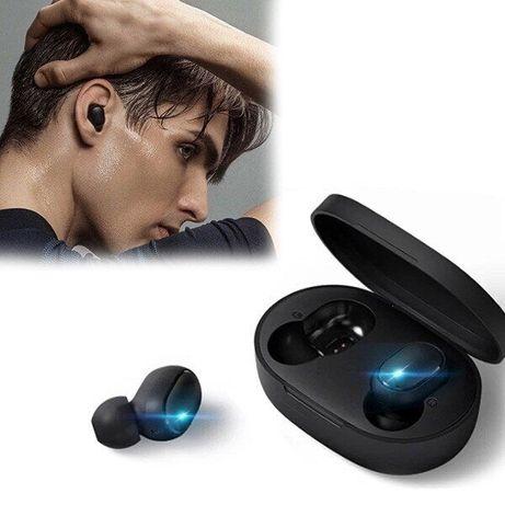 Беспроводные Bluetooth наушники Redmi AirDots Черные