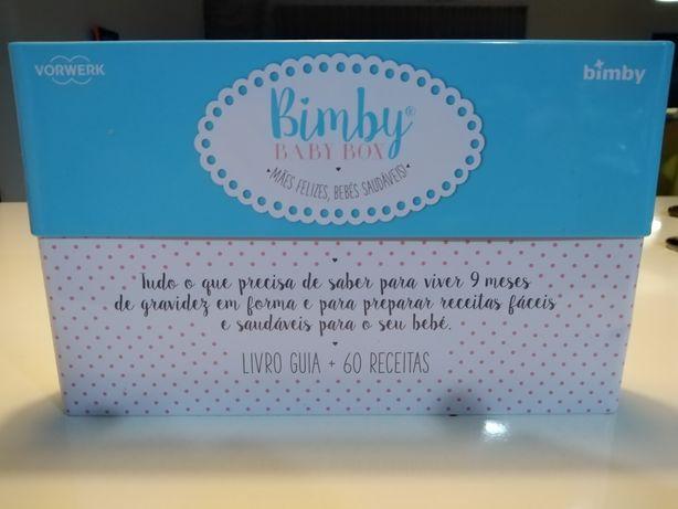 Caixa do bebé Bimby