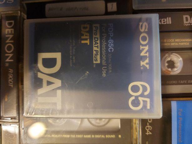 Kaseta Dat SONY PDP-65C Pro DAT Plus, nowa we folii