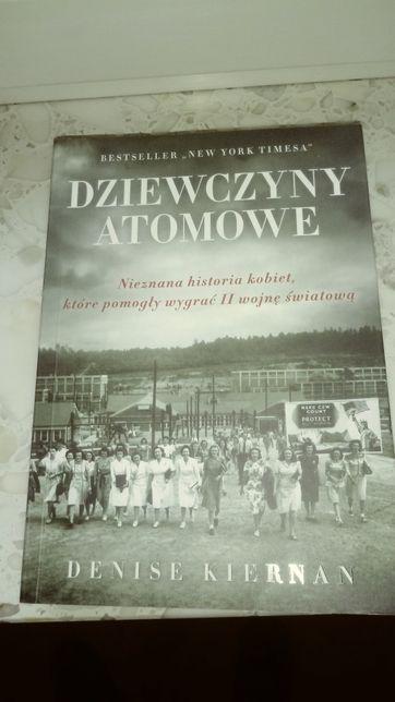 Książka dziewczyny atomowe