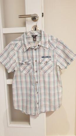 Koszula chłopięca H&M L.O.G.G rozmiar 152cm