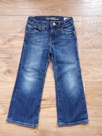 """Jeansy dla chłopca, miękki materiał, """"rozszerzane, MAVI, (rozm.104)"""