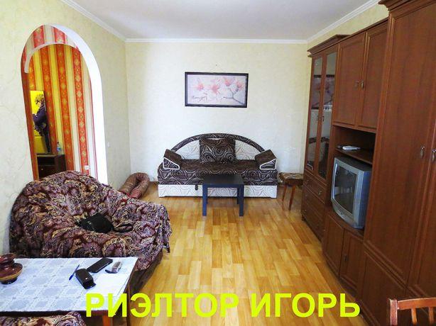 Сдам 1-ком.квартиру на Черёмушках, ул.Филатова/ул.Гайдара, Одесса.