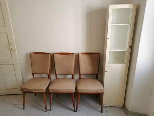 Coluna WC, 3 Cadeiras para Restaurar