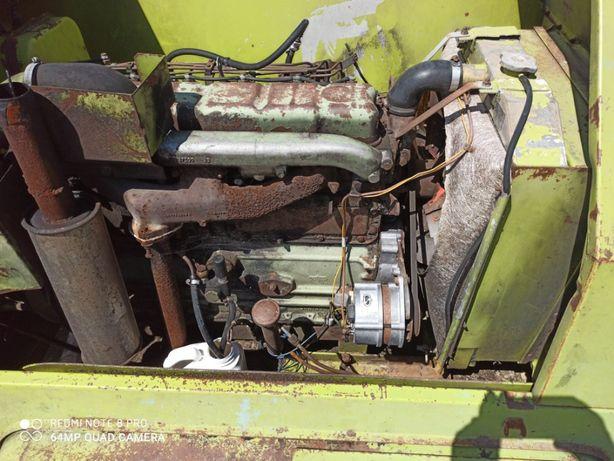 Silnik Perkins 6-cylindrowy