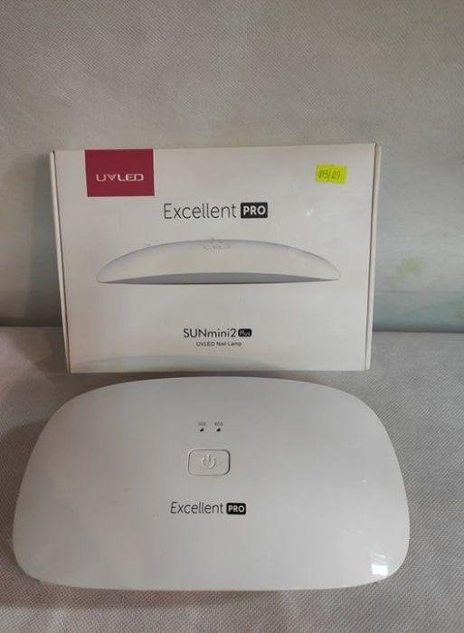 lampa UV excellent pro sun mini2 plus, lombard madej sc