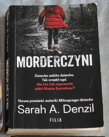Morderczyni - Denzil Sarah A.