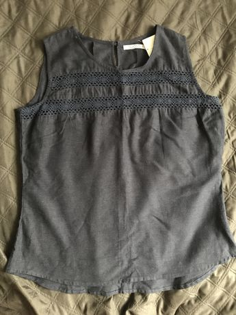 Nowa bluzka qiosque len