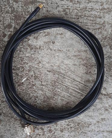 Cabo Antena Coaxial N-Macho para RSMA-Macho