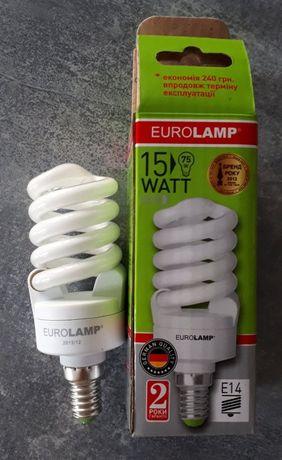 Энергосберегающая лампа EuroLamp