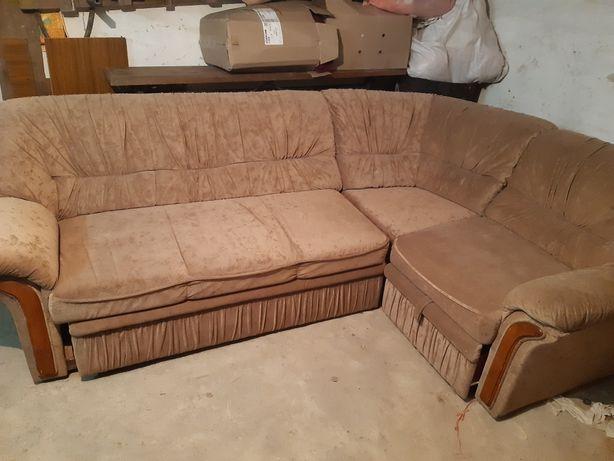 диван мягкий угловой.в хорошем состоянии