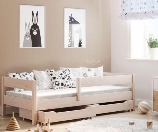 Новая подростковая кроватка с бортиком 140*70