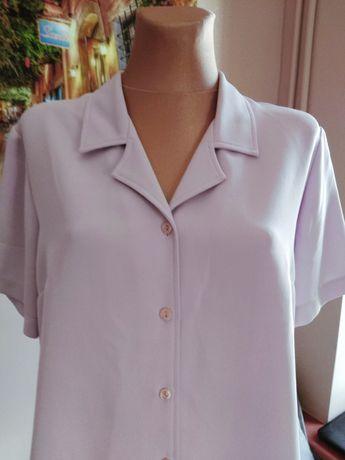 SALOOS Fioletowa koszula damska rozmiar 40