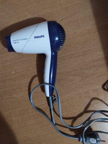Фен дорожній philips SalonDry compact HP8103/00