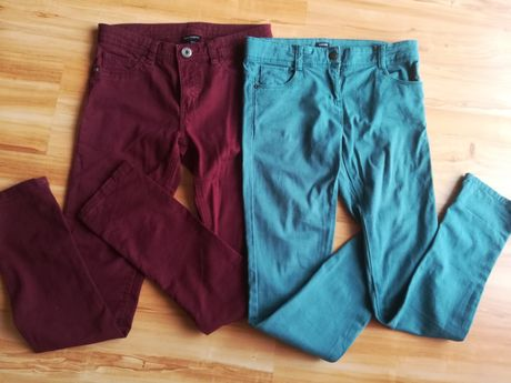 Spodnie dziewczęce KappAhl r.152-146