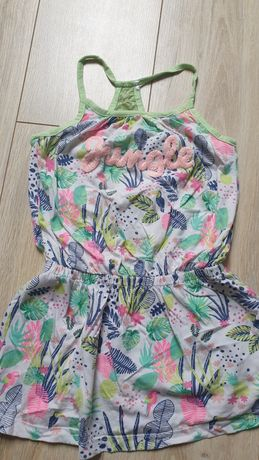 Sukienka kolorowa lato 104
