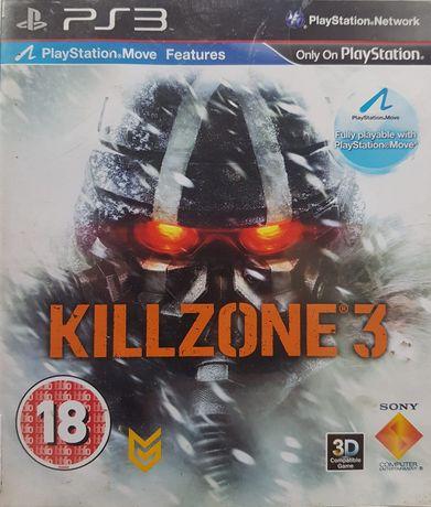 Killzone 3 PS3 PlayStation 3 Używana ANG Kraków