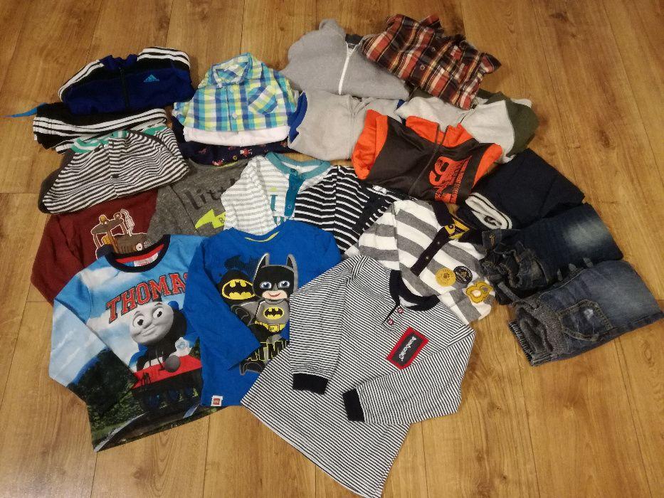 Ubrania dla chłopca rozmiar 92-98 Namysłów - image 1