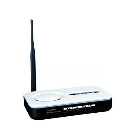 TP-Link router DSL Wi-Fi 54Mb/s TL-WR340G