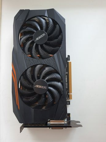 Видеокарта RX 580 8 GB