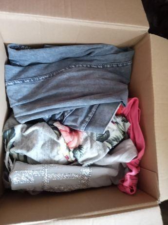 Mini paczka ubranka dla dziewczynki