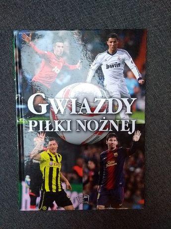 """NOWY Album """"Gwiazdy piłki nożnej"""" WYSYŁKA"""