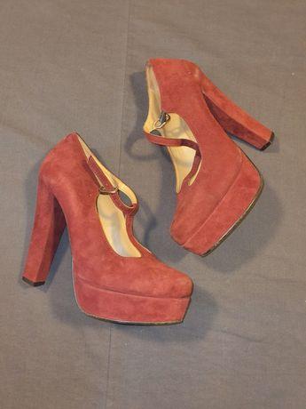 Sapatos manuel alves 38
