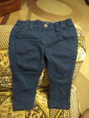 Джинсові брюки для малечі