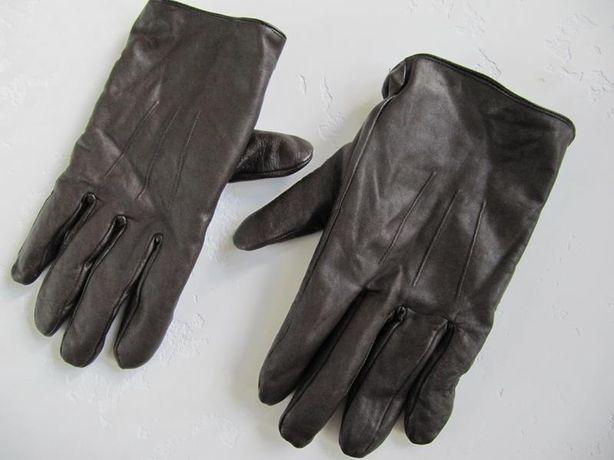 Шикарные теплые Кожаные перчатки 2xl идеальное состояние