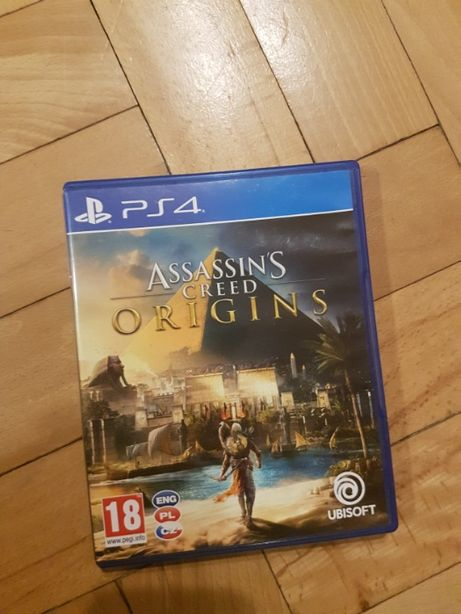 Assassins Creed Origins / Gry Ps4