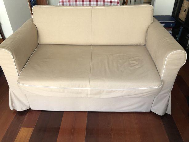 Sofá-cama IKEA 2 lugares