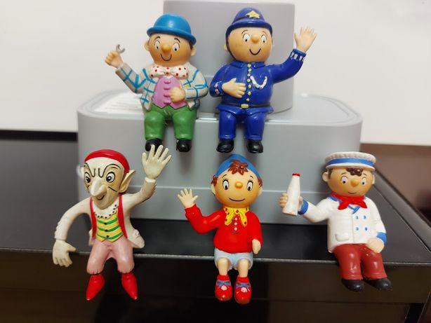 Пластиковые фигурки, персонажи из мультфильма Приключения Нодди, Noddy