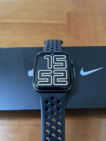 Apple watch 5 44mm esim space grey Nike