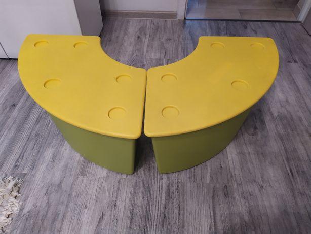 IKEA Glis pojemnik na zabawki siedzisko