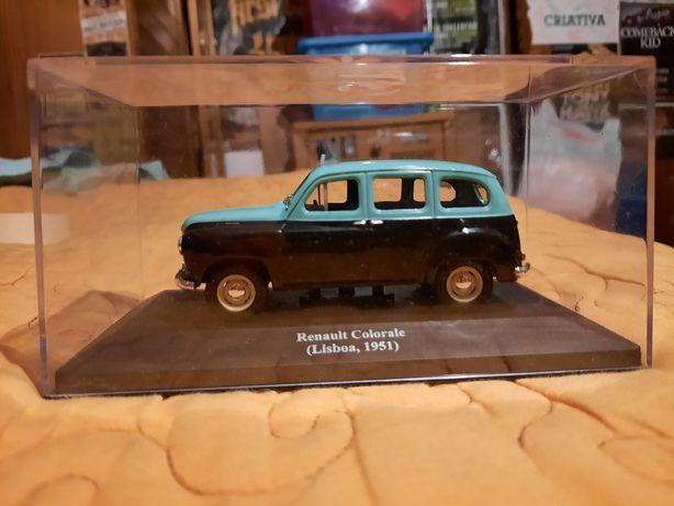Carrinho Renault Colorale (Táxi)