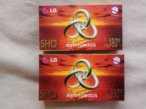 Нові відеокассети фірми LG 180 хв
