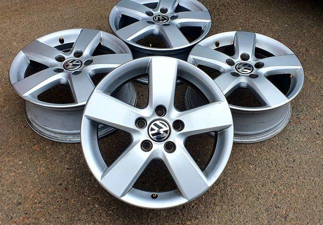 Диски титани колеса R16 5*112 Volkswagen Seat Skoda