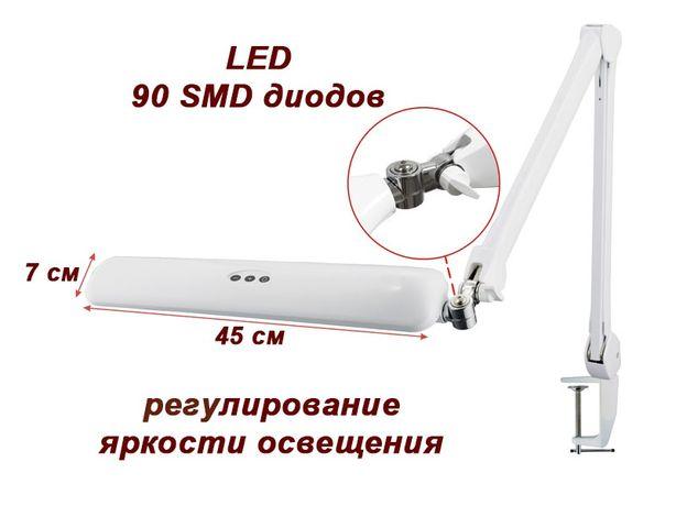 Настiльна лампа для маникюра. Нова