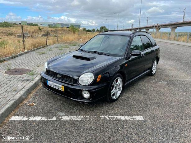 Subaru Impreza Sports Wagon 2.0 WRX