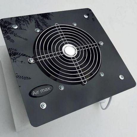 Лучшая цена!Врезная вытяжка для маникюра Air max V6 (МV150).