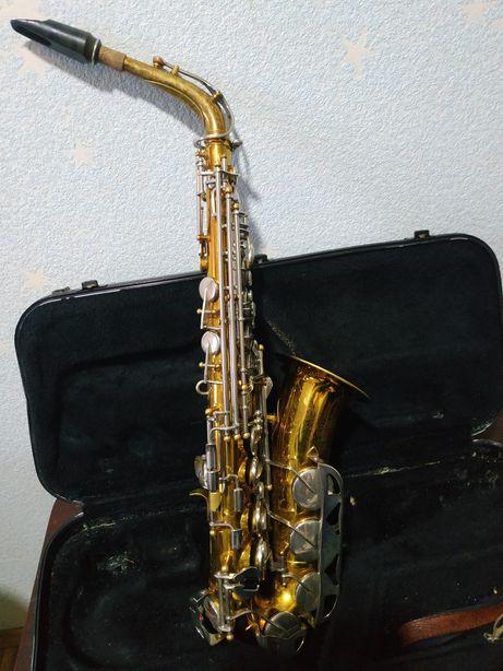 саксофон альт King 660