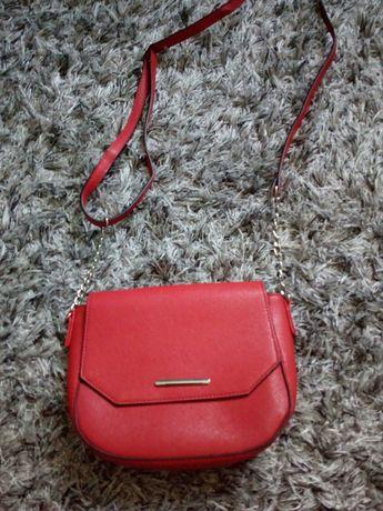 Czerwona Mała torebka
