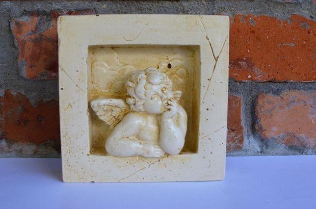 Anioł figura, figurka anioła,obrazek do powieszenia lub postawienia