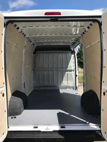 Zabudowa busa busów Jumper Boxer Ducato L2H2 - CNC