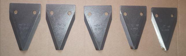 Nóż do paszowozu DeLaval Produkcja Niemiecka