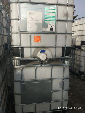 Czyste zbiornik 1000l mauzer rsm paliwo woda , możliwy transport.