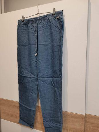Spodnie cienki jeans esmara rozmiar 40