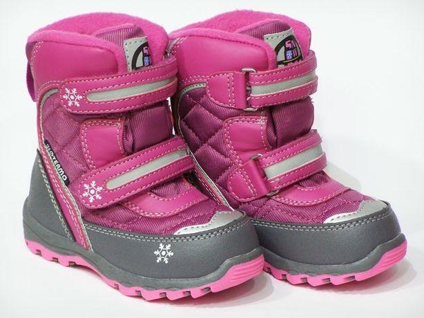 Зимове термо взуття BG-TEX для дівчинки, обувь, ботинки